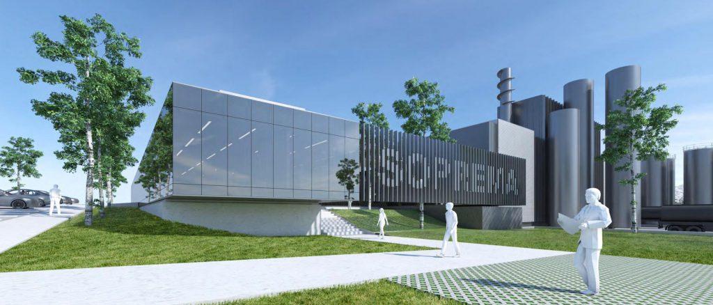 SOPREMA BUILDS AN SBS-MODIFIED BITUMEN MEMBRANE PLANT IN WOODSTOCK