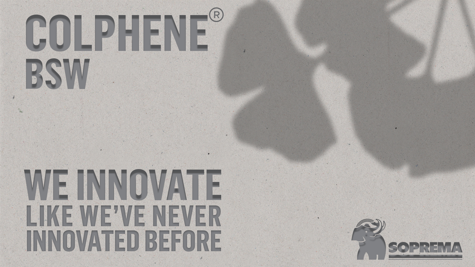 THE NEW COLPHENE BSW